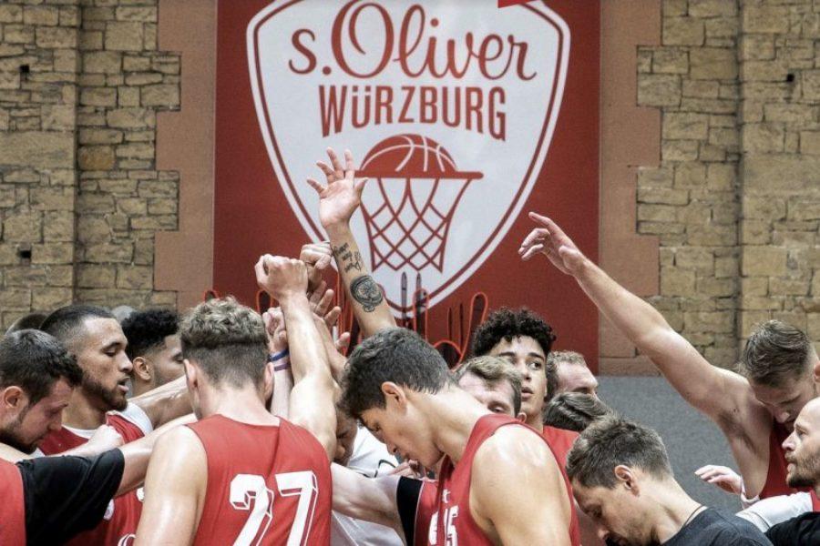 Würzburg startet Saison gegen Darussafaka Istanbul – Teamvorstellung um 17:30