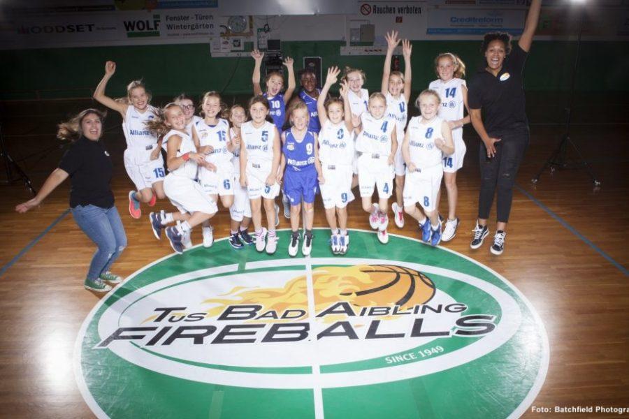 Alle Teams feiern Season Opening – von U6 bis zu den Regionalligateams