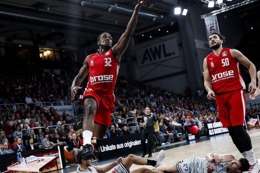 Bamberg holt sich zweiten Sieg gegen Gießen