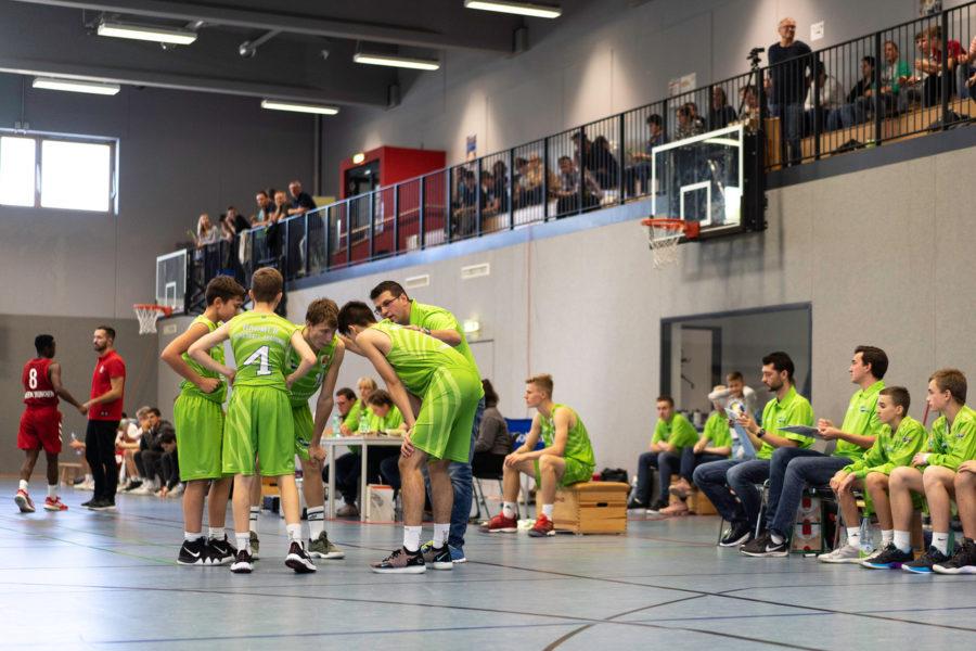 Nürnberger Stadtderby ist keine gewöhnliches JBBL-Spiel